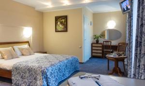 Гостиница Огни Енисея, Hotels  Krasnoyarsk - big - 23