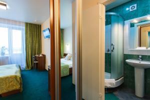 Гостиница Огни Енисея, Hotels  Krasnoyarsk - big - 5