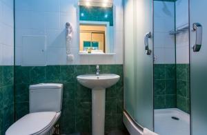 Гостиница Огни Енисея, Hotels  Krasnoyarsk - big - 4