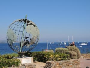 Ferienhaus mit Blick auf Grimaud, Case vacanze  Grimaud - big - 5