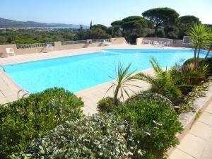 Ferienhaus mit Blick auf Grimaud, Case vacanze  Grimaud - big - 15