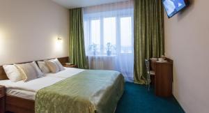 Гостиница Огни Енисея, Hotels  Krasnoyarsk - big - 25