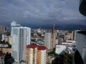 Apartment at Lemurya Orbi Residence, Apartmány  Batumi - big - 5