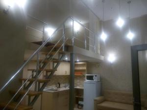 Apartment at Lemurya Orbi Residence, Apartmány  Batumi - big - 33