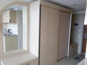 Apartment at Lemurya Orbi Residence, Apartmány  Batumi - big - 25