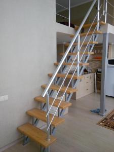 Apartment at Lemurya Orbi Residence, Apartmány  Batumi - big - 21