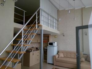 Apartment at Lemurya Orbi Residence, Apartmány  Batumi - big - 20