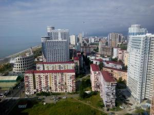 Apartment at Lemurya Orbi Residence, Apartmány  Batumi - big - 13