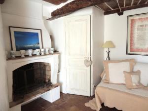 Ferienhaus in der Altstadt von Grimaud, Дома для отпуска  Гримо - big - 12