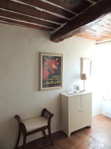 Ferienhaus in der Altstadt von Grimaud, Дома для отпуска  Гримо - big - 8