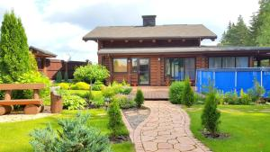 Paradis, Ferienhöfe  Borovlyany - big - 8