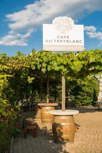 Cave Du Treyblanc, Bed & Breakfast  Luins - big - 13