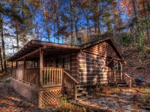 Honeymoon Hideaway Home, Dovolenkové domy  Bryson City - big - 2