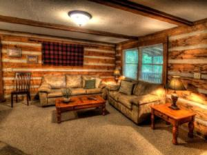 Honeymoon Hideaway Home, Dovolenkové domy  Bryson City - big - 4