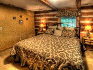 Honeymoon Hideaway Home, Dovolenkové domy  Bryson City - big - 9