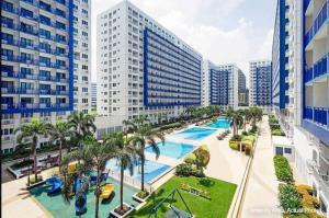 Cristies Sea Residences, Апартаменты  Манила - big - 1