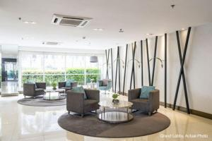 Cristies Sea Residences, Апартаменты  Манила - big - 31