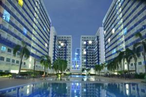 Cristies Sea Residences, Апартаменты  Манила - big - 30