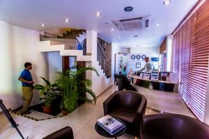 Hotel Octave Maldives, Hotely  Male City - big - 25