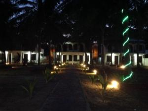 Crescent Sea Resort, Resort  Nilaveli - big - 24