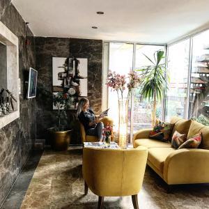 Marin-A Hotel, Hotely  Turgutreis - big - 37
