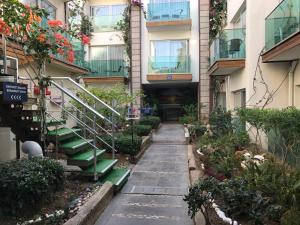 Marin-A Hotel, Hotely  Turgutreis - big - 54