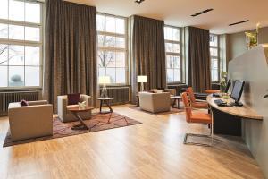 Mövenpick Hotel Berlin Am Potsdamer Platz, Szállodák  Berlin - big - 34