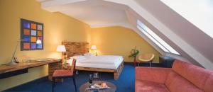 Mövenpick Hotel Berlin Am Potsdamer Platz, Szállodák  Berlin - big - 15
