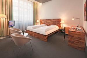 Mövenpick Hotel Berlin Am Potsdamer Platz, Szállodák  Berlin - big - 13