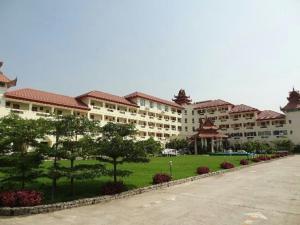 Mawlamyaing Strand Hotel, Hotels  Mawlamyine - big - 18