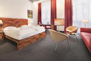 Mövenpick Hotel Berlin Am Potsdamer Platz, Szállodák  Berlin - big - 11