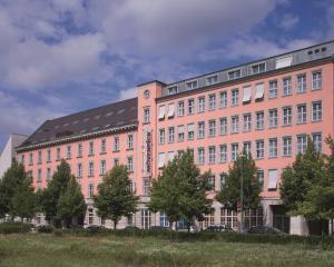 Mövenpick Hotel Berlin Am Potsdamer Platz, Szállodák  Berlin - big - 32