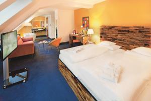 Mövenpick Hotel Berlin Am Potsdamer Platz, Szállodák  Berlin - big - 72