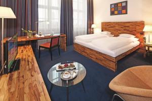 Mövenpick Hotel Berlin Am Potsdamer Platz, Szállodák  Berlin - big - 56