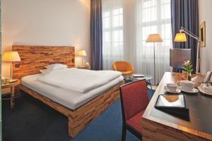 Mövenpick Hotel Berlin Am Potsdamer Platz, Szállodák  Berlin - big - 55