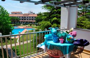 Residence Selenis, Apartments  Caorle - big - 8