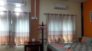 Rodinný pokoj s klimatizací