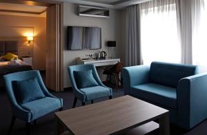 Europa City Amrita Hotel, Hotel  Liepāja - big - 41