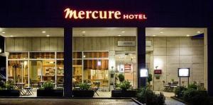 Mercure Hotel Bad Homburg Friedrichsdorf, Hotels  Friedrichsdorf - big - 31