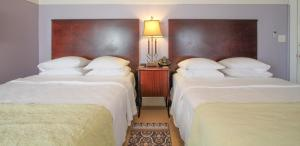 Beach Spa Bed & Breakfast, Bed and Breakfasts  Virginia Beach - big - 34