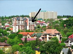 Apartments in the center, Apartmanok  Truszkavec - big - 22