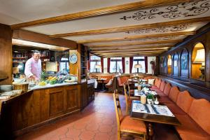 Le Petit CHARME-INN, Hotely  Zermatt - big - 27