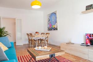 Colon Apartment Malaga flat, Apartmány  Málaga - big - 62