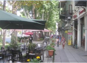 Evrika Apartments on Rustaveli Avenue, Apartmány  Tbilisi City - big - 52