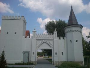 Matula Üdülőház, Ferienwohnungen  Géberjén - big - 52