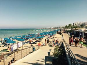 Nicholas Seaview Apartments, Apartmány  Protaras - big - 28