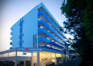 Hotel Montreal, Hotely  Bibione - big - 22