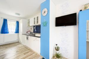 Wellness Apartmány Andrea, Appartamenti  Zdíkov - big - 6