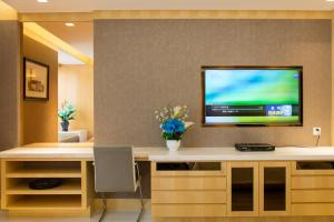 Mainland Chinese Citizen-Studio Twin Apartment
