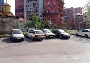 Kaxa apartment on Agmashenebeli 15, Apartmány  Batumi - big - 9